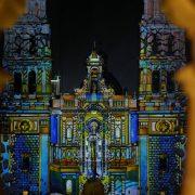 Más de 78 mil asistentes a la Fiesta de Luz