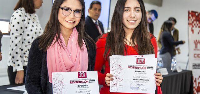 Estudiantes del Hábitat desarrollan proyecto de regeneración urbana