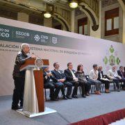 Juan Manuel Carreras participa en reinstalación del SNBP