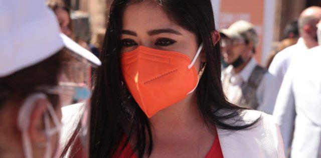 LLAMA PAOLA ARREOLA A REALIZAR CAMPAÑAS DE PROPUESTA Y NO DE AGRESIONES
