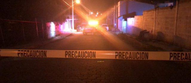 Muere niña de 9 años en balacera en Soledad