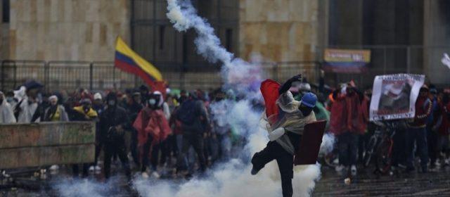 UNIÓN EUROPEA PIDE REDUCIR TENSIÓN A LOS ACTORES POLÍTICOS Y SOCIALES DE COLOMBIA