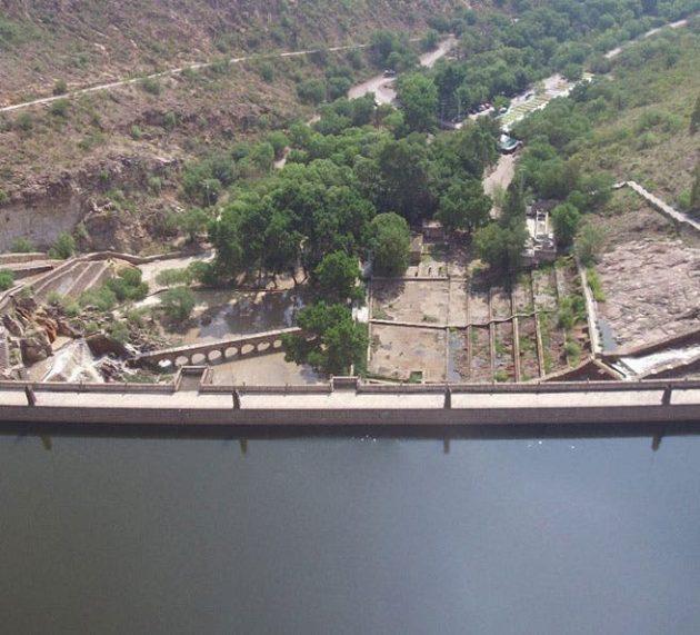 Presa de San José al 100% tras lluvias