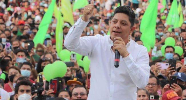 RICARDO GALLARDO PROMETE DURANTE SUS PRIMEROS 100 DÍAS DE GOBIERNO, LICENCIAS DE CONDUCIR GRATIS
