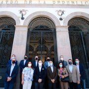 Enrique Galindo y empresarios realizan gira por Querétaro para conocer modelos exitosos municipales