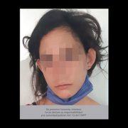 Detienen a mujer en SLP por presunto homicidio de su padre