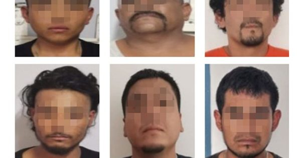 Prisión preventiva para señalados de secuestro de centroamericanos en SLP