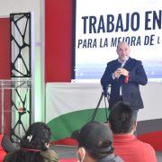Enrique Galindo designa a Fernando Chávez, representante en el proceso de entrega-recepción