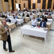 Enrique Galindo propone intercambio de buenas prácticas entre municipios