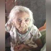 Una abuelita de 102 años suplica que le regresen a su lorito decomisado por la Policía