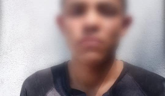 SEGURIDAD PÚBLICA DE SOLEDAD ASEGURA A SUJETO CON ARMA DE FUEGO Y CARTUCHOS ÚTILES