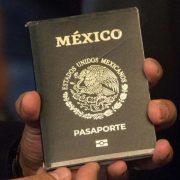 EL NUEVO PASAPORTE ELECTRÓNICO MEXICANO SE ENTREGARÁ A PARTIR DEL 5 DE OCTUBRE