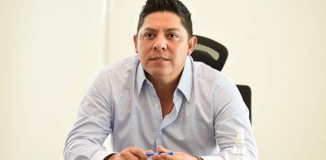 ANUNCIA RICARDO GALLARDO A EDMUNDO RÍOS COMO PRÓXIMO TITULAR DEL INPODE