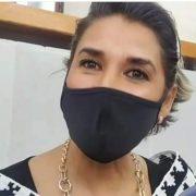 """MIS PATRONES SON LOS CIUDADANOS Y CIUDADANAS DE SLP AFIRMA DIPUTADA SE COMPROMETE GABRIELA MARTINEZ A SER UNA DIPUTADA """"ENTRONA""""."""